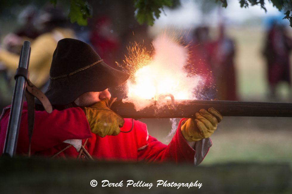 The Sealed Knot celebrate their 50th anniversary with an event at Claydon House