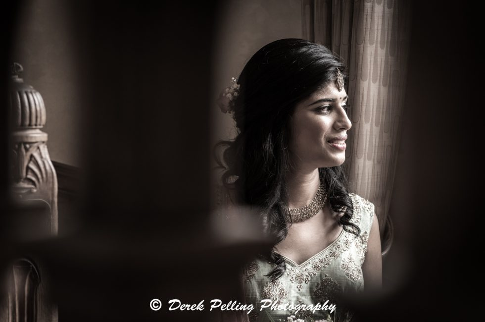 The wedding of Sonal & George at The Wood Norton, Evesham
