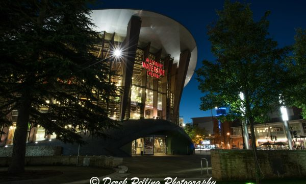 Aylesbury Waterside Theatre  - commissioned by Aylesbury Town Council